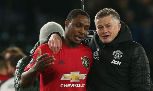 WE'LL MISS YOU', MAN UNITED, PLAYERS SAY GOODBYE TO IGHALO