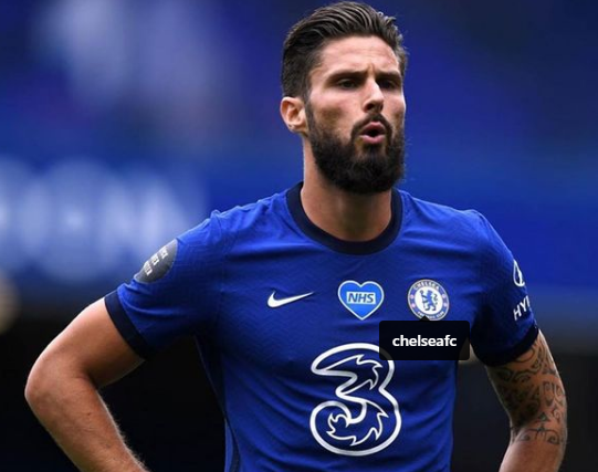 OLIVIER GIROUD CONFIRMS CHELSEA EXIT WITH HEARTFELT MESSAGE TO CLUB, FANS