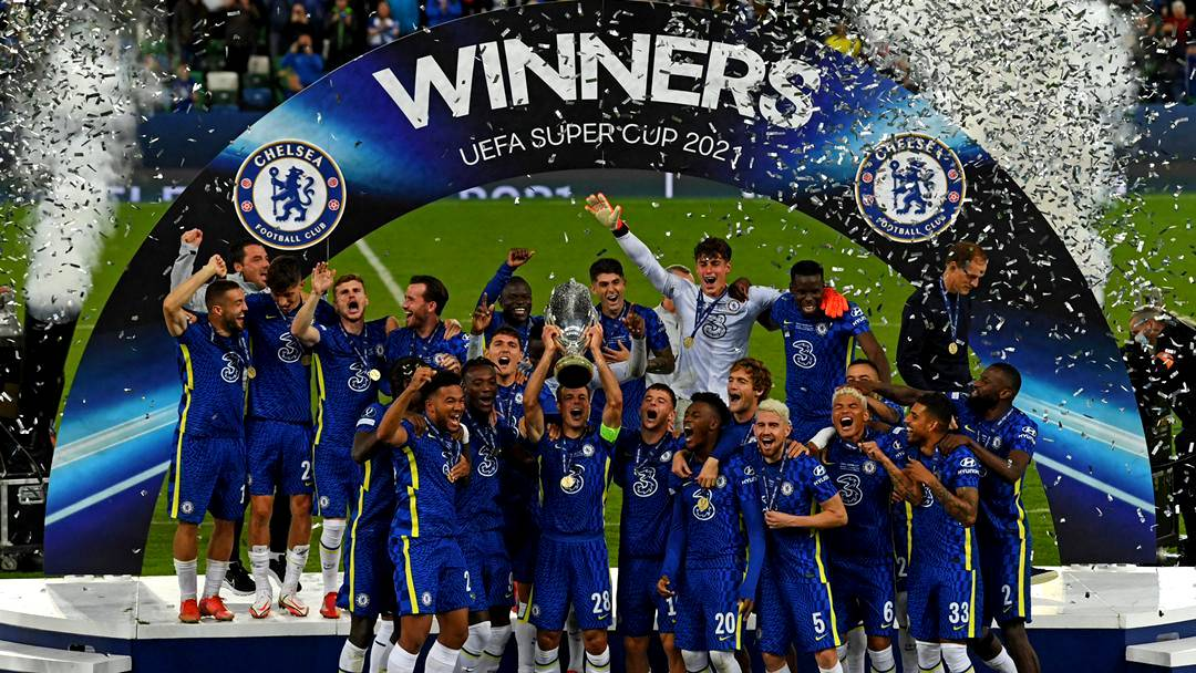 BREAKING: CHELSEA BEAT VILLAREAL ON PUNISHMENTS TO WIN UEFA SUPER CUP
