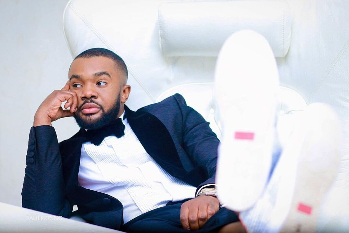 ENTERTAINER WILLIAMS UCHEMBA REVEALS HOW GOD TOLD HIM TO FREE NIGERIANS FROM POVERTY